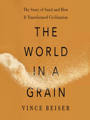 cover image of The World in a Grain