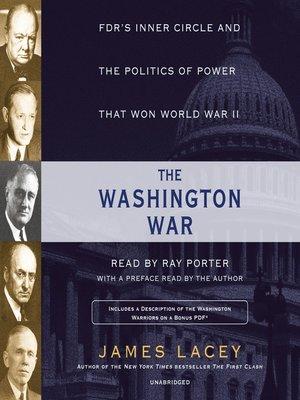 cover image of The Washington War