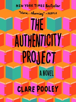 cover image of The Authenticity Project