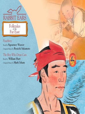 cover image of Rabbit Ears Folktales of the Far East