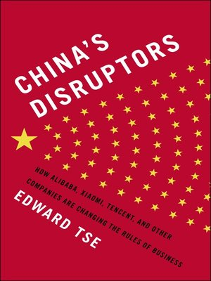 cover image of China's Disruptors