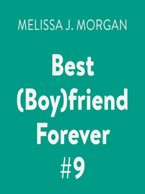 cover image of Best (Boy)friend Forever