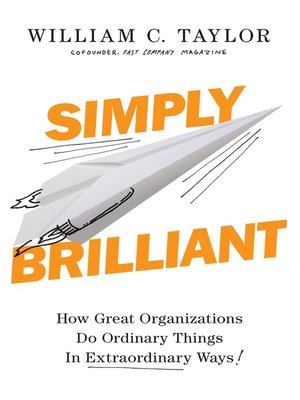cover image of Simply Brilliant