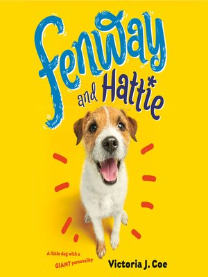 cover image of Fenway and Hattie