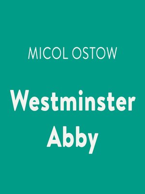 cover image of Westminster Abby
