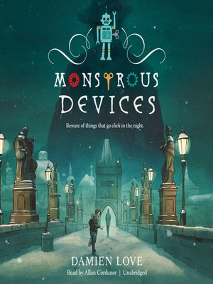 cover image of Monstrous Devices