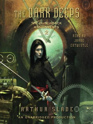 cover image of The Dark Deeps