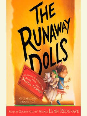 cover image of The Runaway Dolls