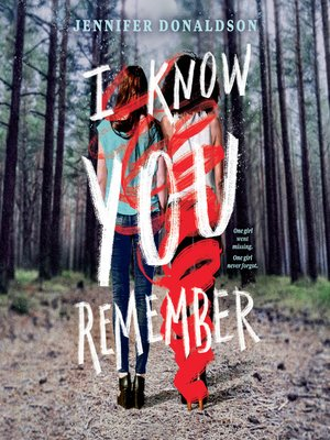 cover image of I Know You Remember