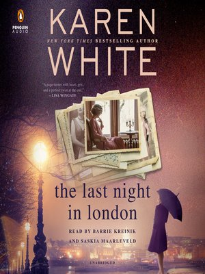 cover image of The Last Night in London