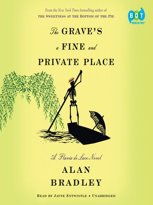 cover image of The Grave's a Fine and Private Place