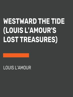 cover image of Westward the Tide