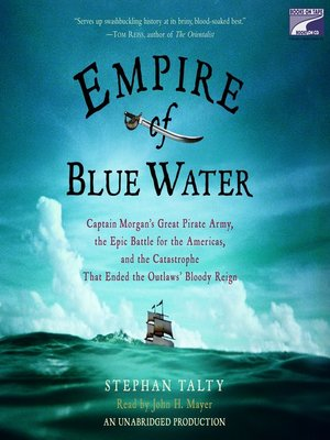 cover image of Empire of Blue Water