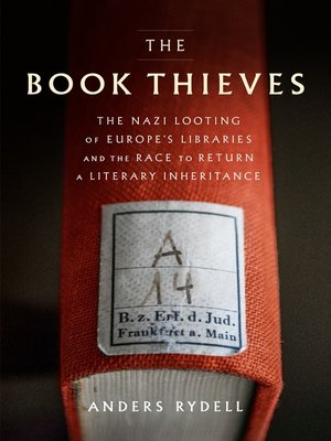 cover image of The Book Thieves