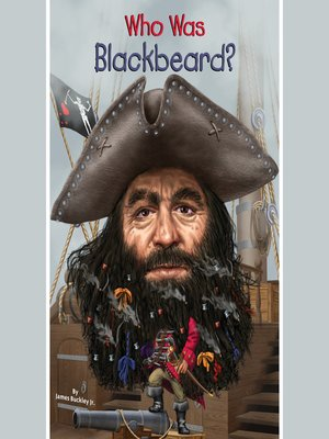 cover image of Who Was Blackbeard?