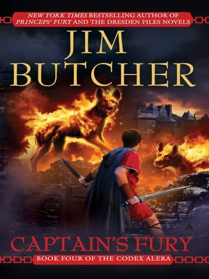 cover image of Captain's Fury
