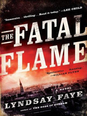cover image of The Fatal Flame