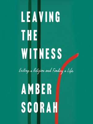 cover image of Leaving the Witness