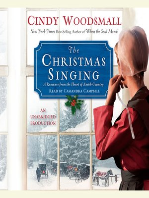 cover image of The Christmas Singing