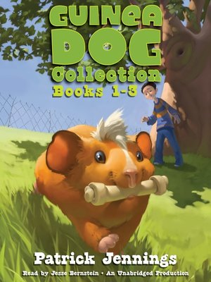 cover image of Guinea Dog Collection, Books 1-3