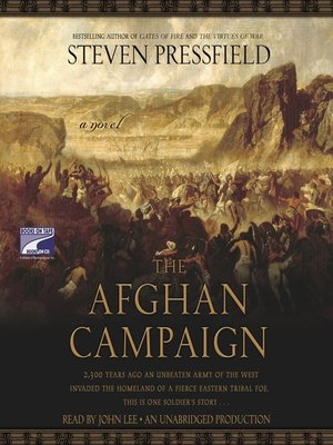 cover image of The Afghan Campaign