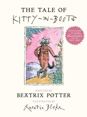 cover image of The Tale of Kitty-in-Boots