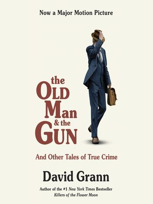 cover image of The Old Man and the Gun