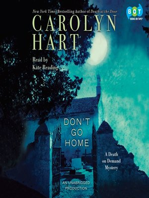 cover image of Don't Go Home