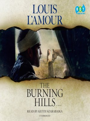 cover image of The Burning Hills