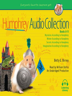 cover image of The Humphrey Audio Collection, Books 8-11