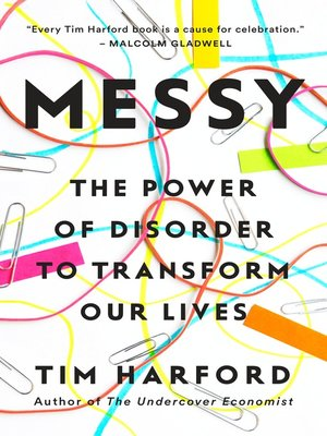 cover image of Messy