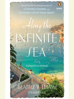 cover image of Along the Infinite Sea