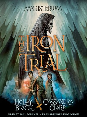 cover image of The Iron Trial