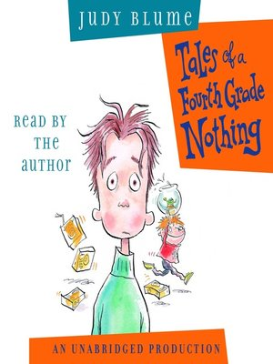 cover image of Tales of a Fourth Grade Nothing