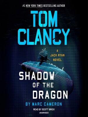 cover image of Tom Clancy Shadow of the Dragon