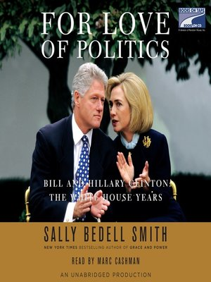 cover image of For Love of Politics