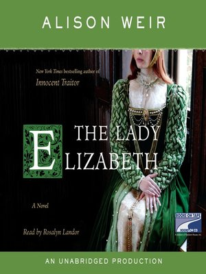 cover image of The Lady Elizabeth