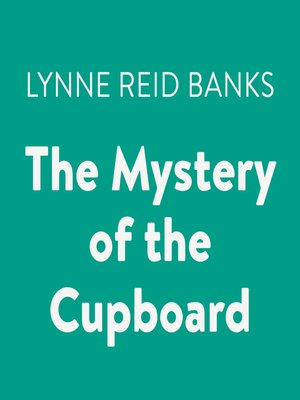 cover image of The Mystery of the Cupboard
