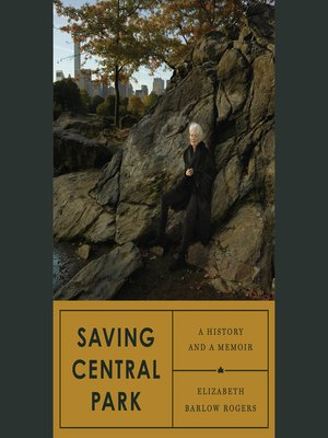 cover image of Saving Central Park