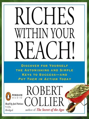 cover image of Riches Within Your Reach!