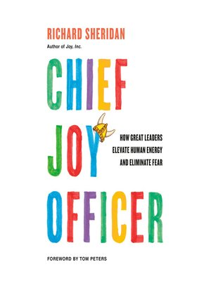 cover image of Chief Joy Officer