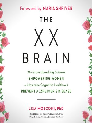 cover image of The XX Brain
