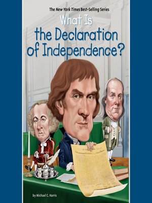 cover image of What is the Declaration of Independence?