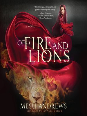 cover image of Of Fire and Lions