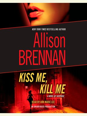 cover image of Kiss Me, Kill Me