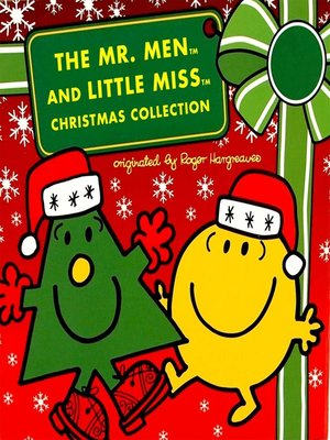 cover image of The Mr. Men and Little Miss Christmas Collection