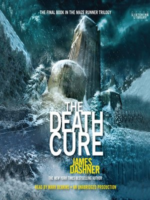 cover image of The Death Cure