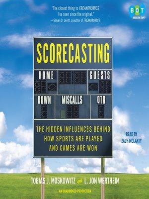 cover image of Scorecasting
