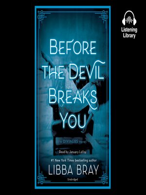 cover image of Before the Devil Breaks You