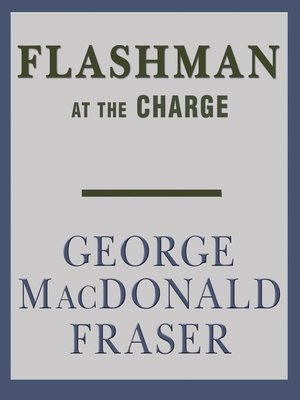 cover image of Flashman at the Charge